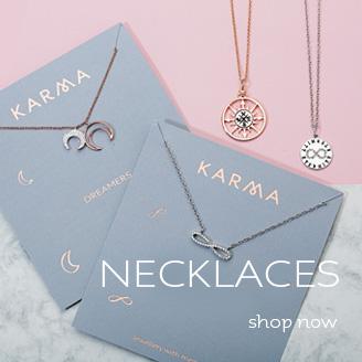 Karma   Necklaces