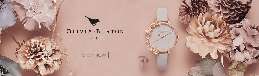 Olivia Burton At Argento | Biggest Watch Trend