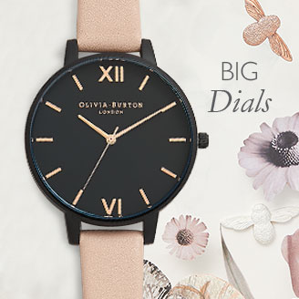 Olivia Burton Big Dial Watches At Argento
