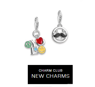 Thomas Sabo New Charms
