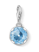 Thomas Sabo Light Blue Pendant Charm