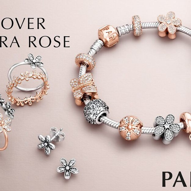c50eface7484 Stand Out This Summer With Pandora's Rose Collection at Argento