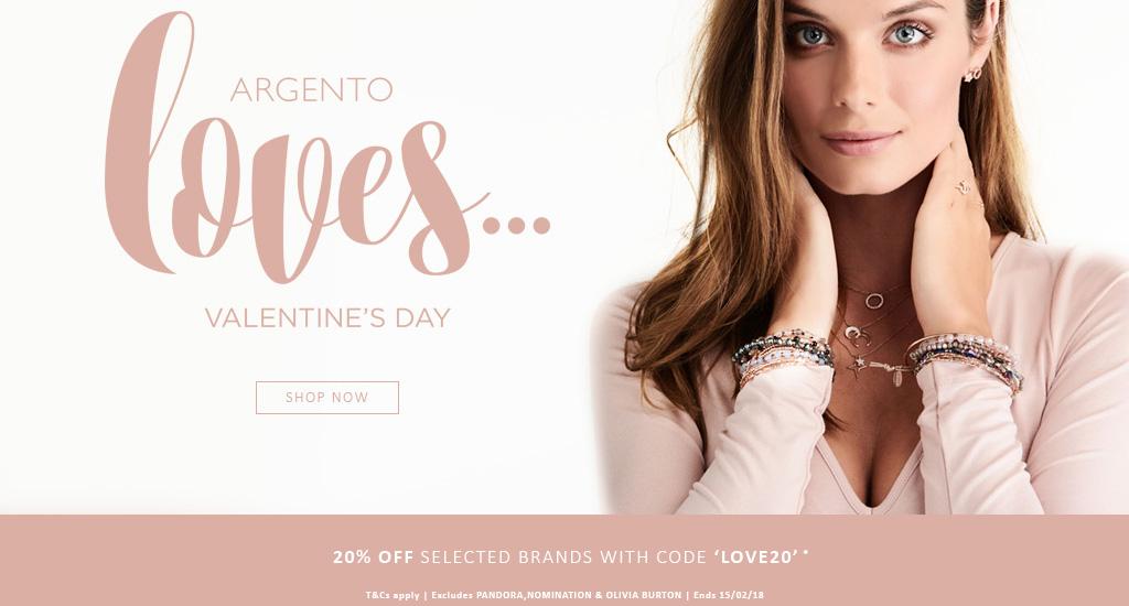 Argento | Valentines