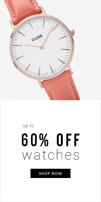 60% OFF Watches