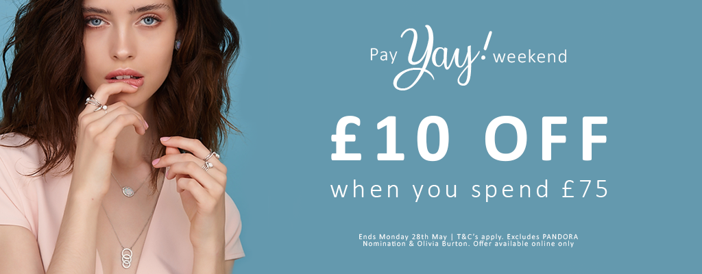 £10 OFF £75 Spend