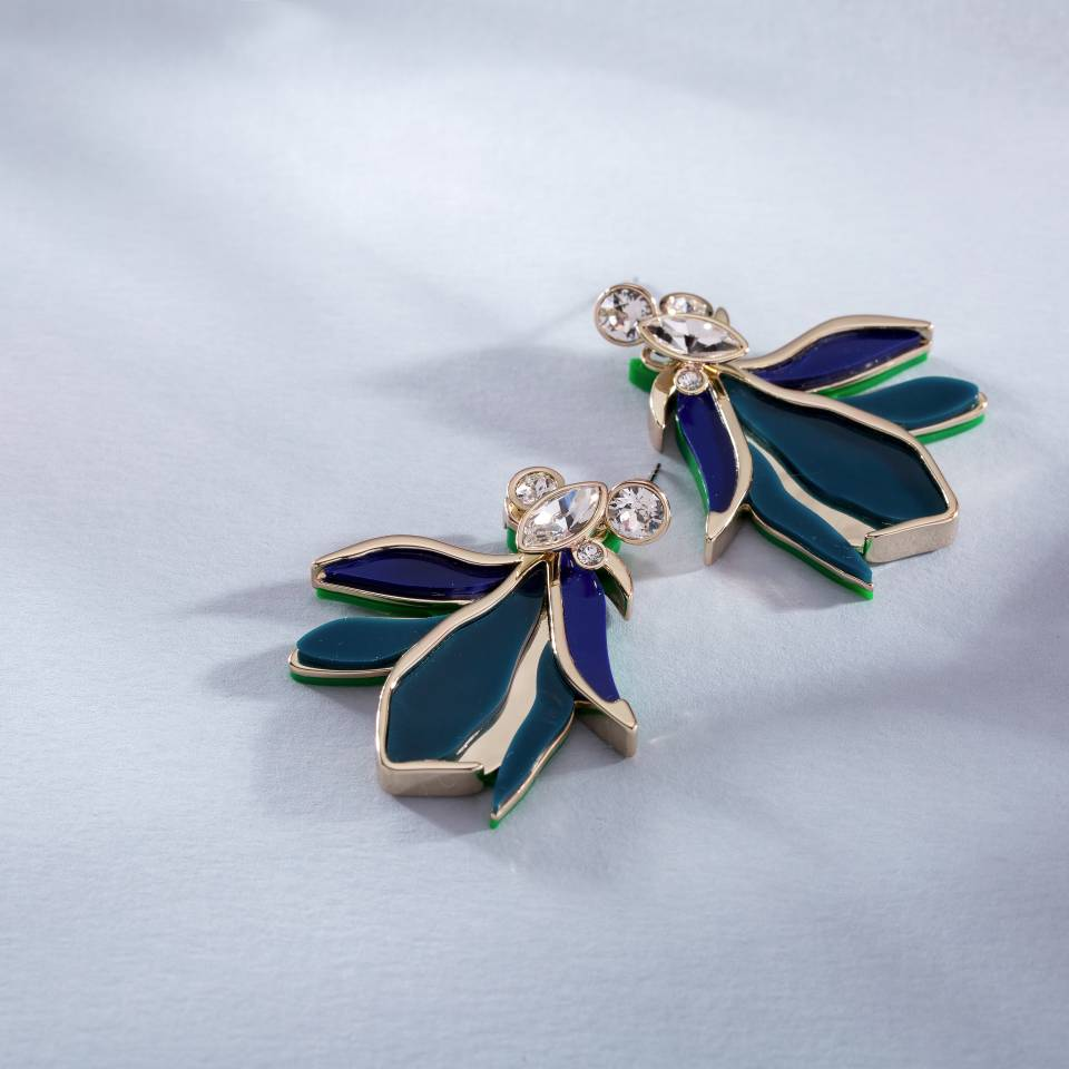 Argento Summer Ted Baker Earrings