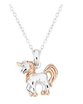 Argento Unicorn Necklace