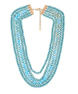 August Woods Turquoise Necklace Summer