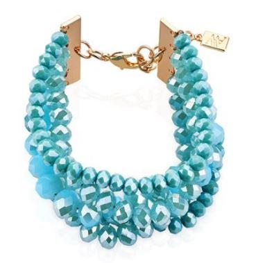 August Woods Turquoise Bracelet