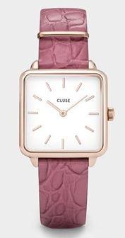 Cluse Berry Alligator Watch