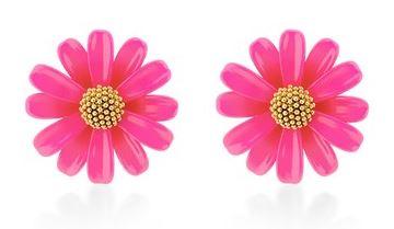 Kate Spade Hot Pink Earrings Summer