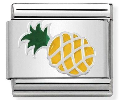 Nomination Pineapple Charm