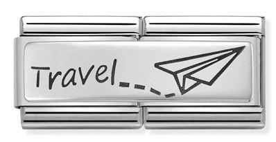 Nomination Travel Charm
