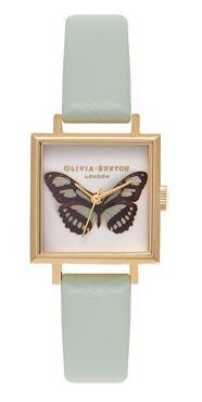 Olivia Burton Mint Butterfly Watch