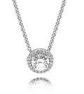Pandora Classic Elegance Necklace Argento