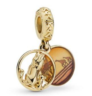 Pandora Disney Lion King Charm