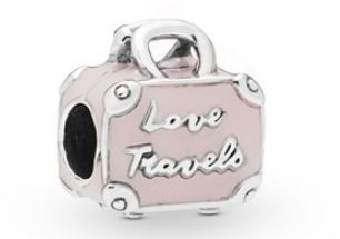 Pandora Travel Bag Charm