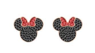 Swarovski Disney Minnie Earrings