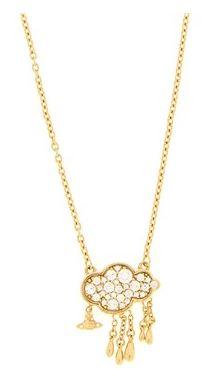 Vivienne Westwood Gold Cloud Necklace