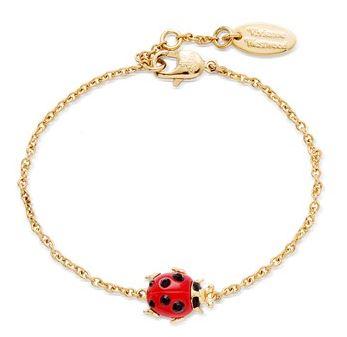 Vivienne Westwood Ladybird Bracelet