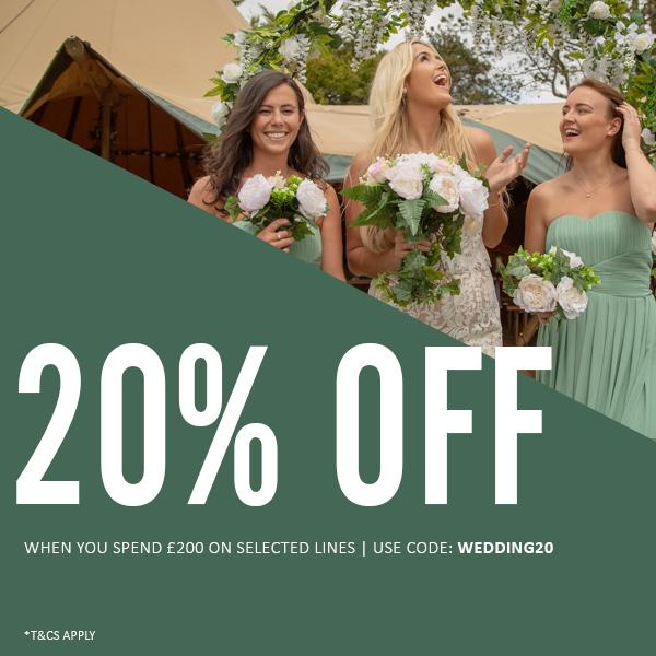 Argento Wedding Jewellery Discount Sale