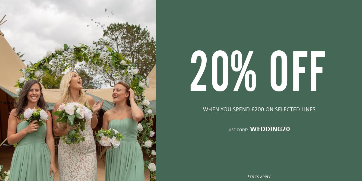 Argento Wedding Discount Jewellery Sale