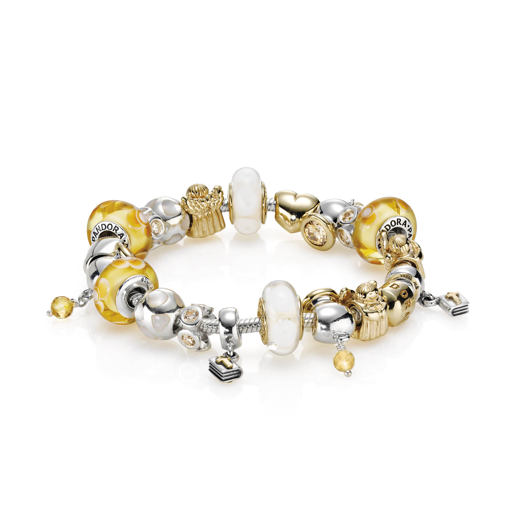 your rose pandora spicing sterling with a look perfect pin silver up stunners two tone for wintery adorn and charms sweater in bangle wrist bangles