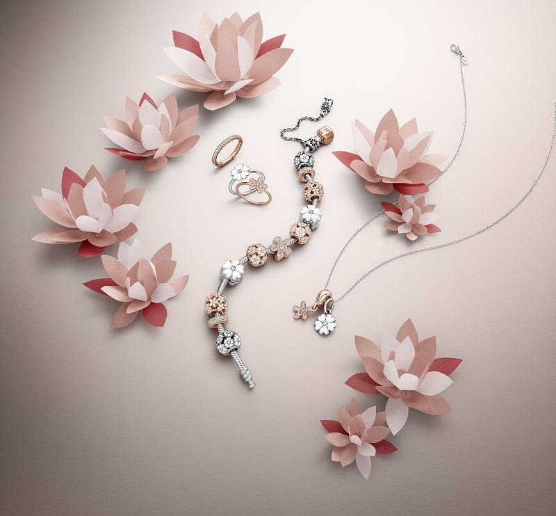 b038c2c7e Likewise, the Dazzling Daisy charm is a standout piece because of its  multitude of brilliant-cut stones. Mix and match the charms to create your  own ...