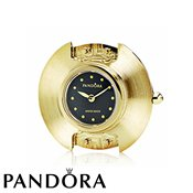 PANDORA Black Icon Watch Head