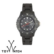 ToyWatch Fluo Pearly Anthracite