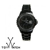ToyWatch Monochrome Black