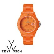 ToyWatch Monochrome Orange
