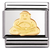 Nomination Buddha Charm