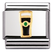 Nomination Guinness Pint Charm