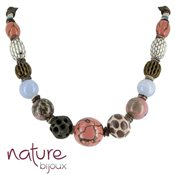 Nature Bijoux Caravane Collier Simple Necklace