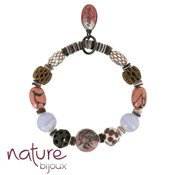Nature Bijoux Caravane Extensible Simple Bracelet