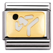 Nomination Karate Charm