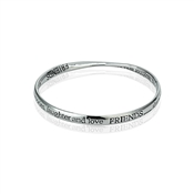 Affirmations Friends Bangle