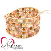 Nakamol Design Cultured Pearls Friendship Bracelet