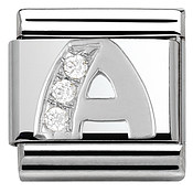 Nomination Cubic Zirconia A Charm