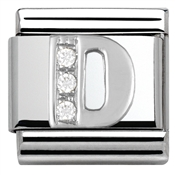 Nomination Cubic Zirconia D Charm