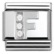 Nomination Cubic Zirconia F Charm