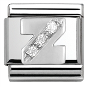 Nomination Cubic Zirconia Z Charm