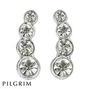 PILGRIM Shooting Star Earrings