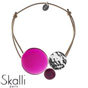 Skalli Paris Myrtille Ebullition Bracelet