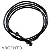 Argento Chinese Knot Necklace