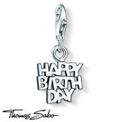 Thomas Sabo Happy Birthday Charm