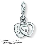 Thomas Sabo I Love You Charm