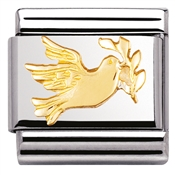 Nomination Dove Charm