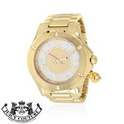 Juicy Couture Rich Girl Gold Watch